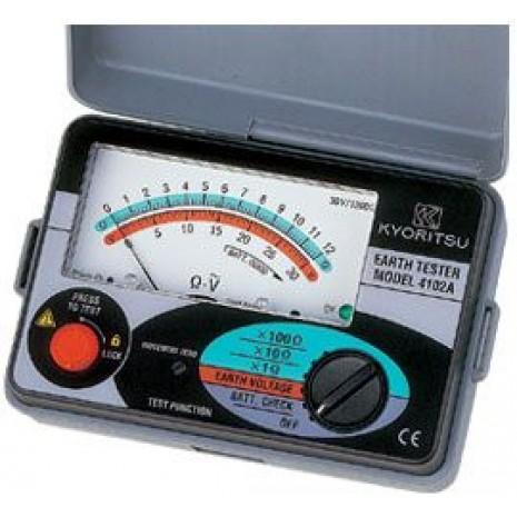 Thiết bị đo điện trở đất KYORITSU 4102A