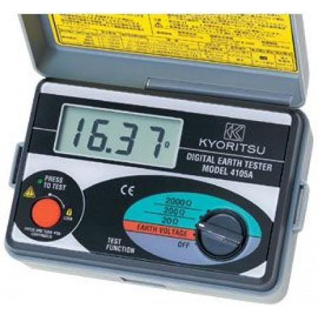 Thiết bị đo điện trở đất KYORITSU 4105A