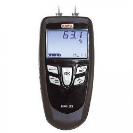 Thiết bị đo độ ẩm KIMO HM 100