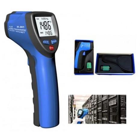 Súng đo nhiệt độ bằng tia hồng ngoại FLUS IR801