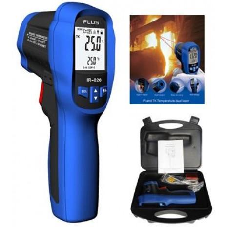 Súng đo nhiệt độ bằng tia hồng ngoại FLUS IR823