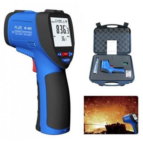 Súng đo nhiệt độ bằng tia hồng ngoại Flus IR861