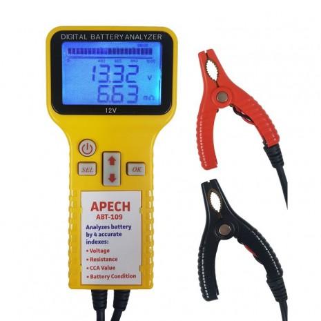 Thiết bị kiểm tra ắc quy APECH ABT 109