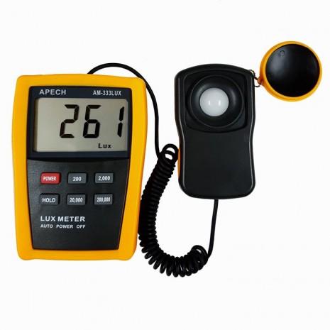 Thiết bị đo ánh sáng APECH AM-333LUX