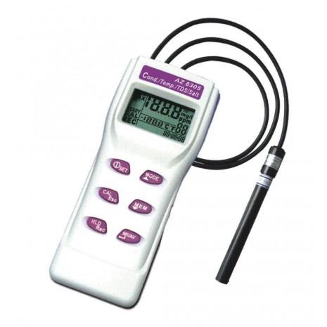 Thiết bị đo độ dẫn điện, nước AZ 8305