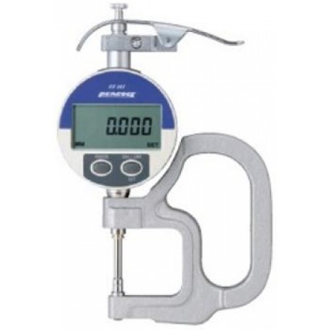 Thiết bị đo độ dày giấy, nylong, vải da PEACOCK G2 127A