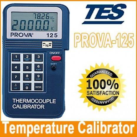 Thiết bị hiệu chuẩn nhiệt độ PROVA-125