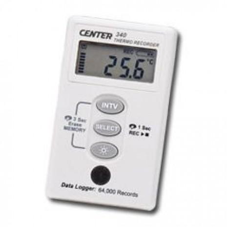 Thiêt bị đo nhiệt độ Center 340