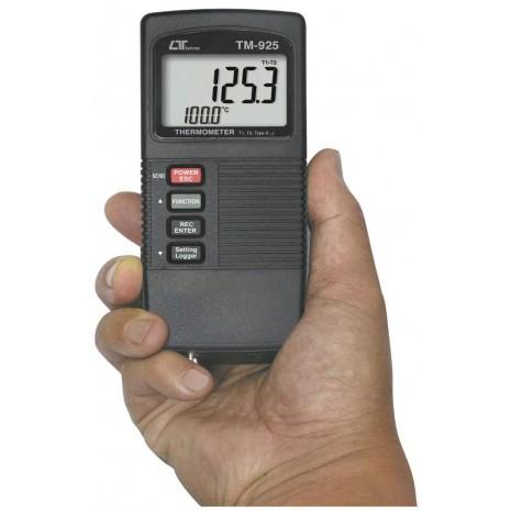 Thiết bị đo nhiệt độ cao LUTRON TM-925