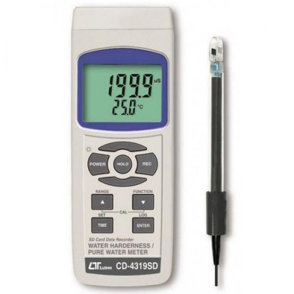 Thiết bị đo độ dẫn điện trong nước CD-4319SD