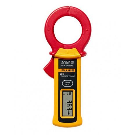 Ampe kìm đo điện trở đất Fluke 360
