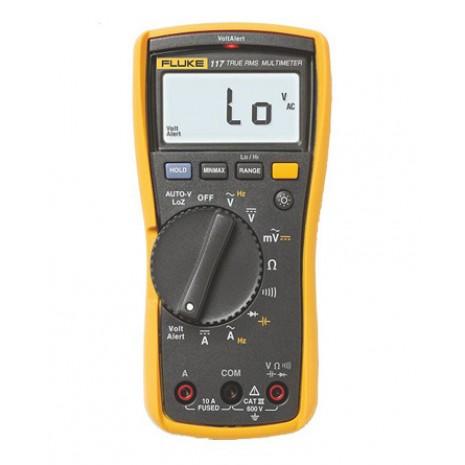 Đồng hồ đo điện đa năng Fluke 117