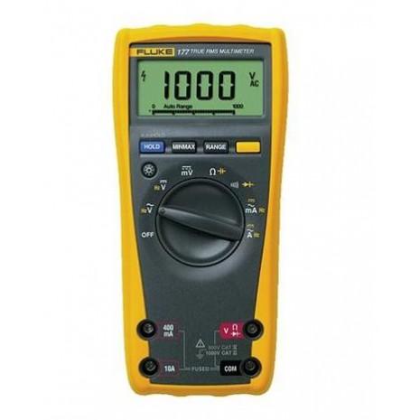 Đồng hồ đo điện đa năng Fluke 177
