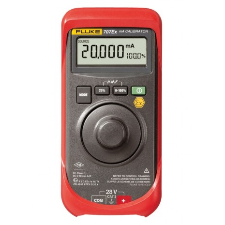 Đồng hồ đo điện đa năng Fluke 707Ex