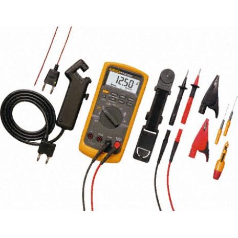 Đồng hồ đo điện đa năng Fluke 88V/A KIT