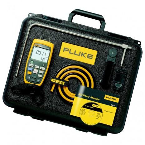 Dụng cụ đo áp suất, lưu lượng gió Fluke 922/Kit