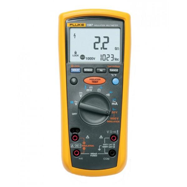 Dụng cụ đo điện trở cách điện