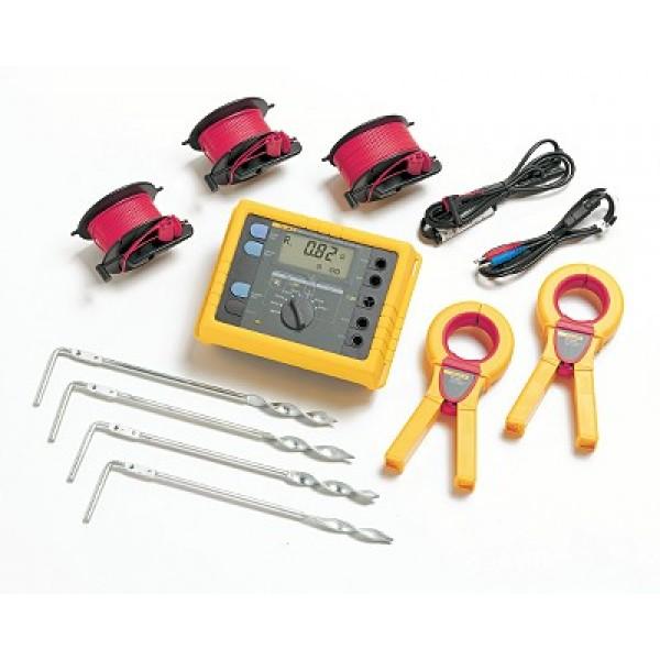 Dụng cụ đo điện trở đất