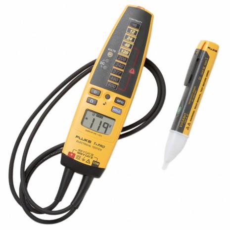 Dụng cụ đo nhiệt độ bằng tia hồng ngoại Fluke T+PRO AC KIT