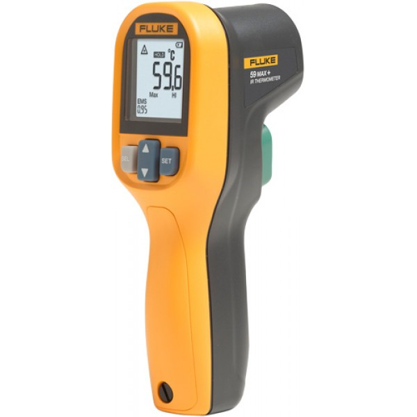 Dụng cụ đo nhiệt độ bằng tia hồng ngoại