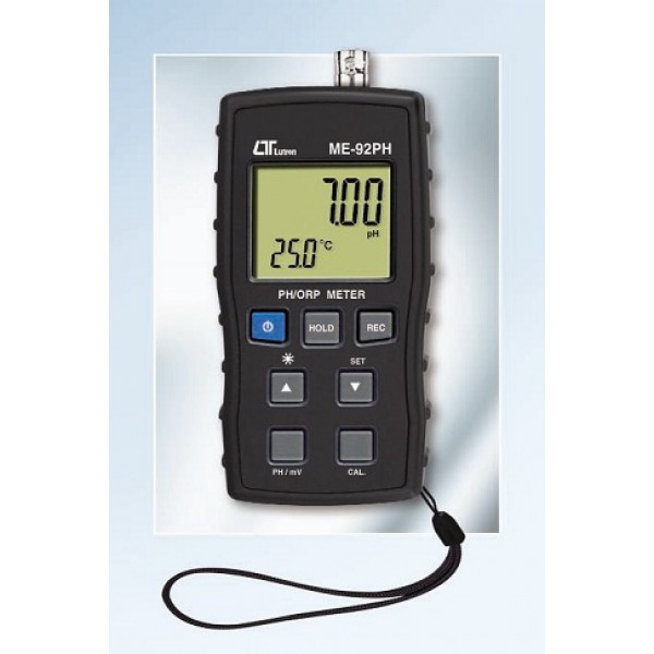 Máy đo độ PH LUTRON EM-92PH