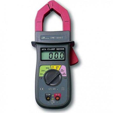 Ampe kìm đo dòng điện ACA DM-6007