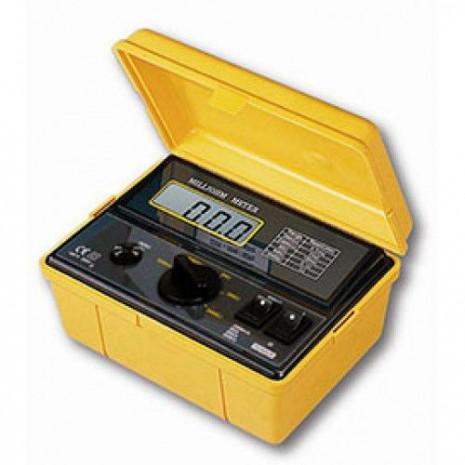 Đồng hồ đo điện trở thấp milliohm LUTRON MO-2001