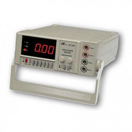 Đồng hồ đo điện trở thấp milliohm LUTRON MO-2002