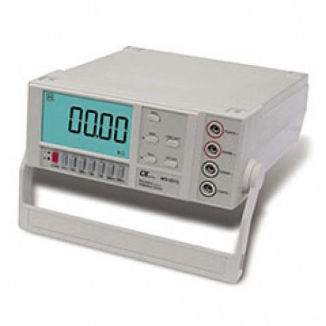 Đồng hồ đo điện trở thấp miliohm LUTRON MO-2013