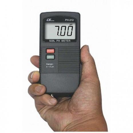 Máy đo PH đất lutron PH-212