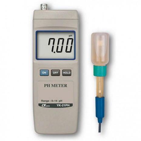 Máy đo nồng độ PH model LUTRON YK-21PH