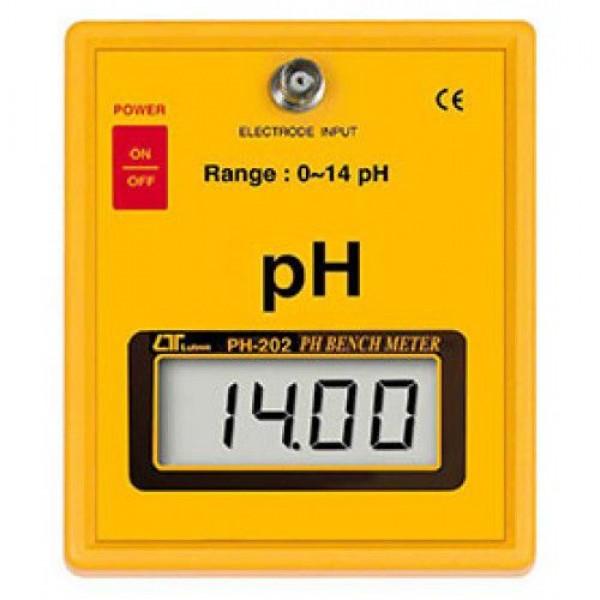 Máy đo PH lutron PH-202
