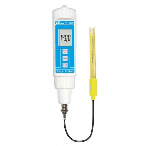 Máy đo PH lutron PH-220