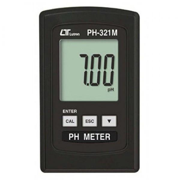 Máy đo nồng độ PH model LUTRON PH-321M