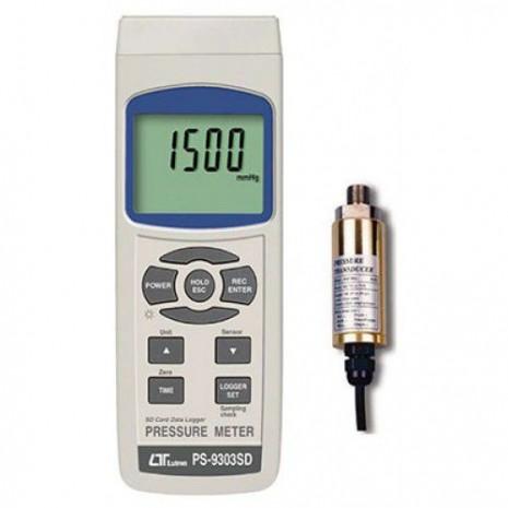 Máy đo áp suất khí nén LUTRON PS-9303SD