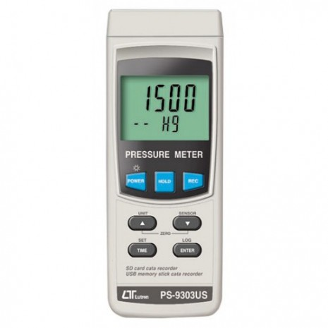 Máy đo áp suất khí quyển LUTRON PS-9303US