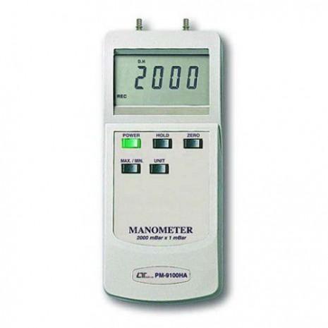 Thiết bị đo áp suất LUTRON PM-9100HA