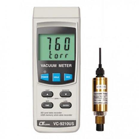 Máy đo áp suất chân không LUTRON VC-9210US