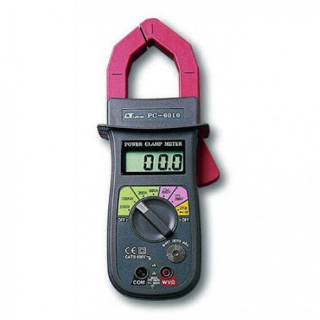 AC true power, 20 KW/100 KW POWER CLAMP METER