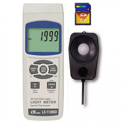 Thiết bị đo cường độ ánh sáng Lutron LX-1128SD