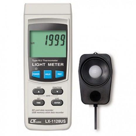 Thiết bị đo cường độ ánh sáng Lutron LX-1128US