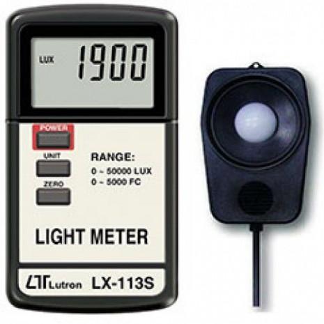 Thiết bị đo cường độ ánh sáng Lutron LX-113S