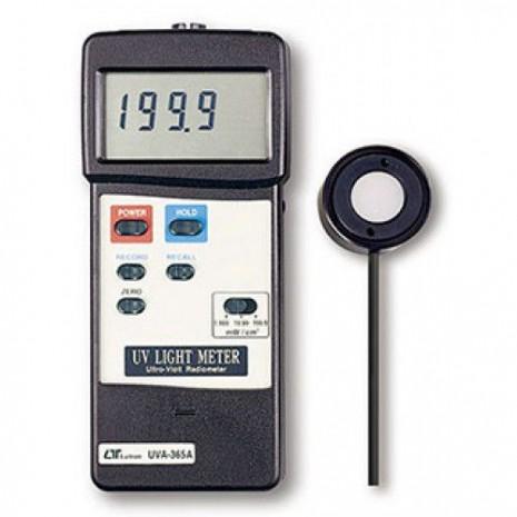 Thiết bị đo cường độ ánh sáng Lutron UVA-365A