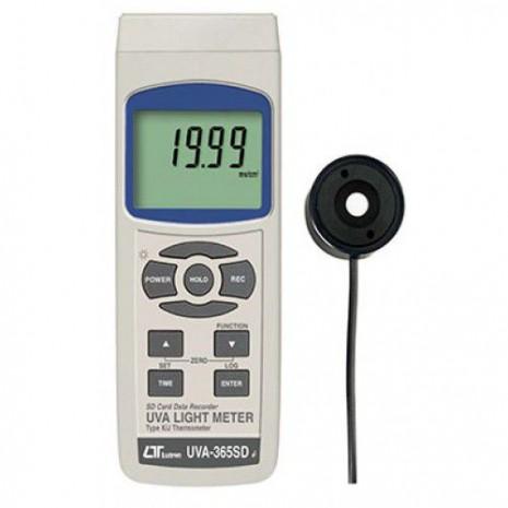 Máy đo cường độ ánh sáng LUTRON UVA-365SD