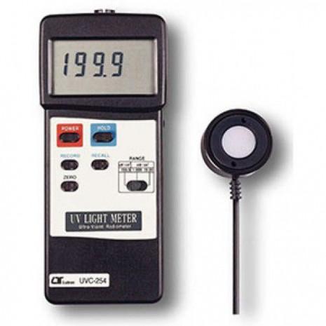 Thiết bị đo cường độ ánh sáng Lutron UVC-254