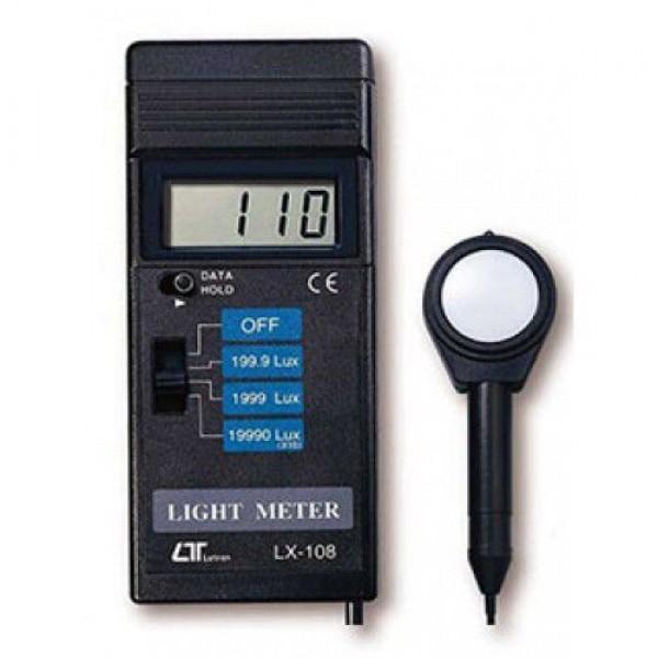 Máy đo cường độ ánh sáng LUTRON LX-108