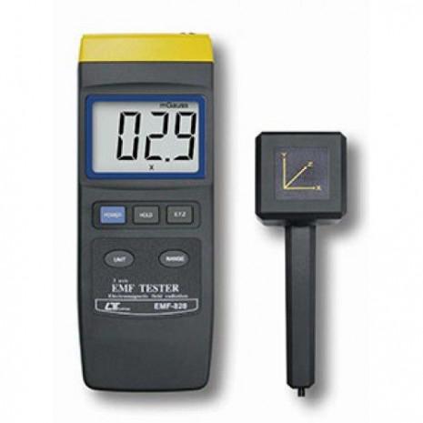 Thiết bị đo điện từ trường LUTRON EMF-828