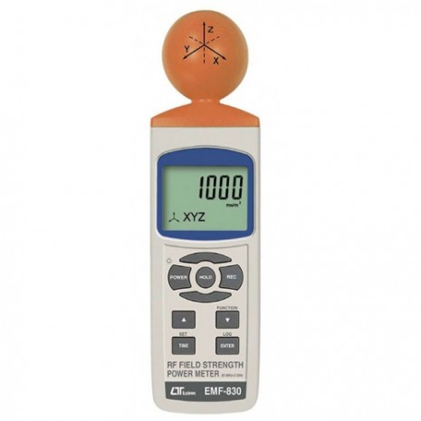 Thiết bị đo điện từ trường LUTRON EMF-830
