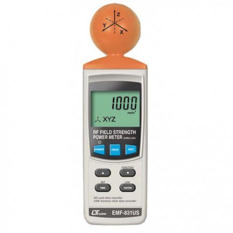 Thiết bị đo điện từ trường LUTRON EMF-831SD