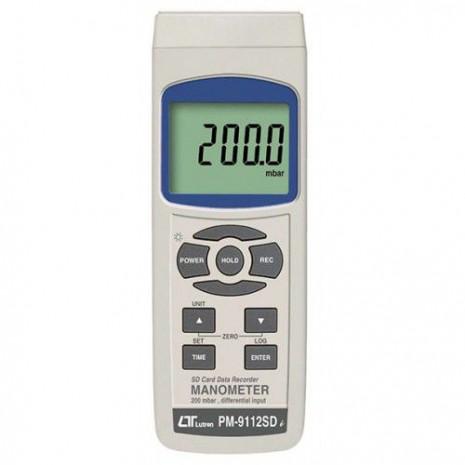 Thiết bị đo điện từ trườn nam châm một chiều và xoay chiều LUTRON PMG-302